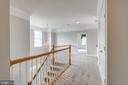 Upper level has 3 bedrooms - 43725 COLLETT MILL CT, LEESBURG