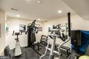 Gym - 13509 SHEARWATER PL, GERMANTOWN