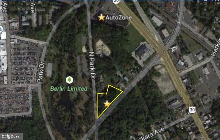 أراضي للـ Sale في Berlin, New Jersey 08009 United States