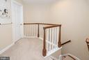upper level hall - 2185 WOLFTRAP CT, VIENNA