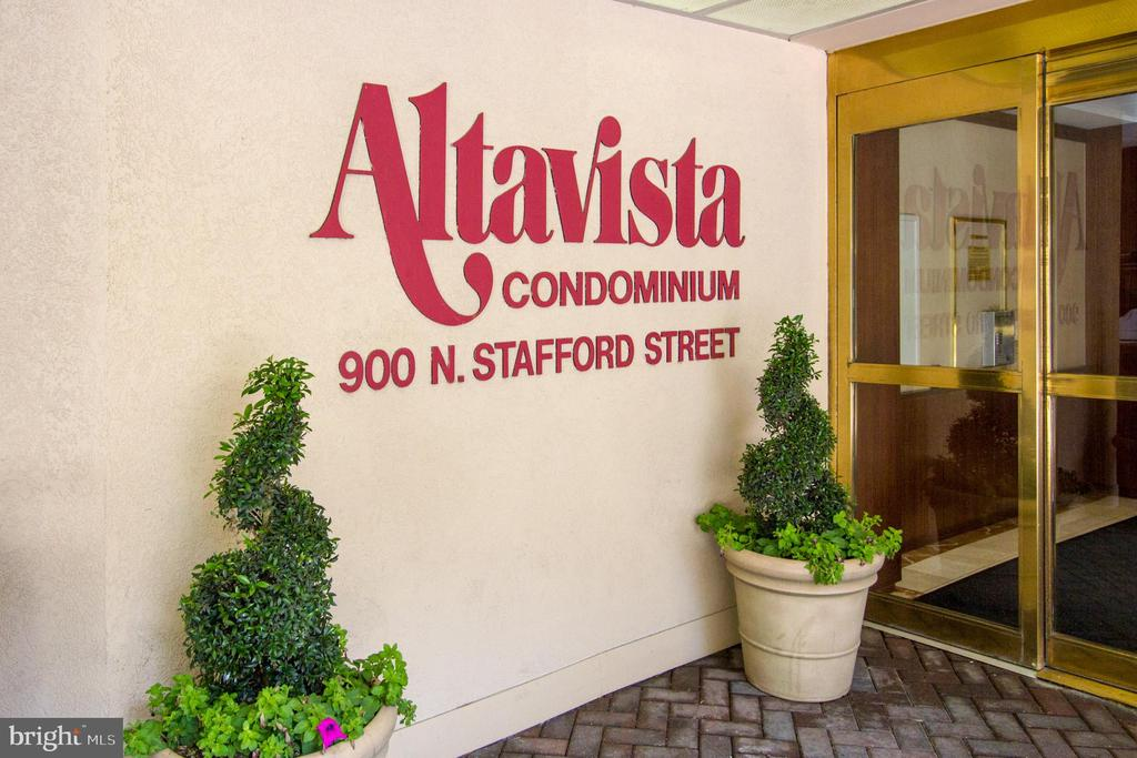 Welcome to the Alta Vista in Ballston! - 900 N STAFFORD ST #1218, ARLINGTON