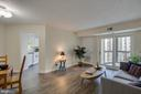 Overview of living areas. - 900 N STAFFORD ST #1218, ARLINGTON