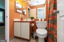 Main Level Full Bath - 32 BRONCO CT #285, GERMANTOWN