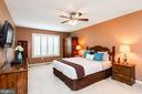 Inviting Master Bedroom - 32 BRONCO CT #285, GERMANTOWN