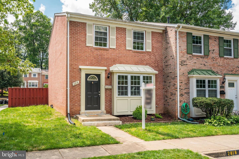 Single Family for Sale at 2818 Hogan Ct Falls Church, Virginia 22043 United States