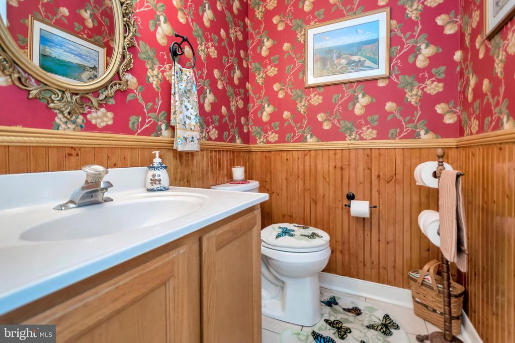 Powder Room - 7329 CLOVERHILL RD, SPOTSYLVANIA