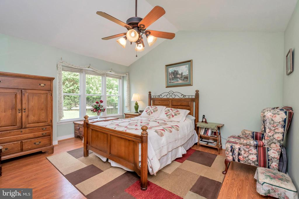 Master Main Level Bedroom - 7329 CLOVERHILL RD, SPOTSYLVANIA