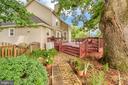 Walkway thru the front garden - 7329 CLOVERHILL RD, SPOTSYLVANIA