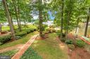 Landscaped Yard to Platform Dock - 516 CORNWALLIS AVE, LOCUST GROVE