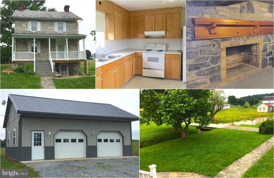 Single Family for Sale at 23410 Watery Ln Smithsburg, Maryland 21783 United States