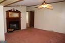 Living Room - 6221 HORTON LN, SPOTSYLVANIA