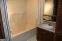 Hall Bath - 6221 HORTON LN, SPOTSYLVANIA