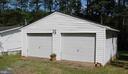 2 Car Detached Garage - 6221 HORTON LN, SPOTSYLVANIA