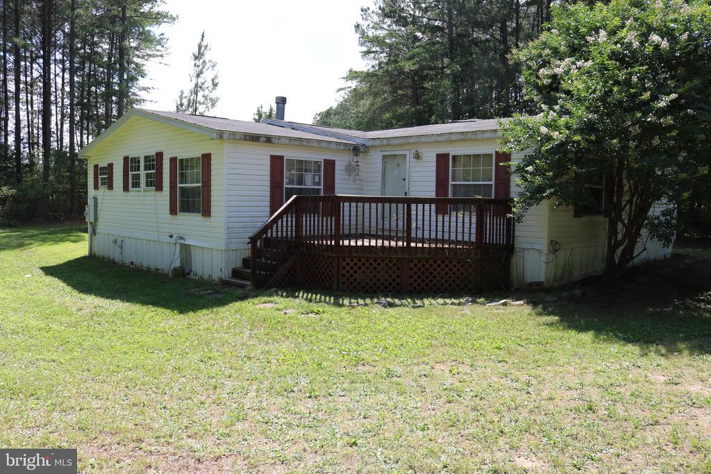 Manufactured Home on over 3 acres! - 6221 HORTON LN, SPOTSYLVANIA