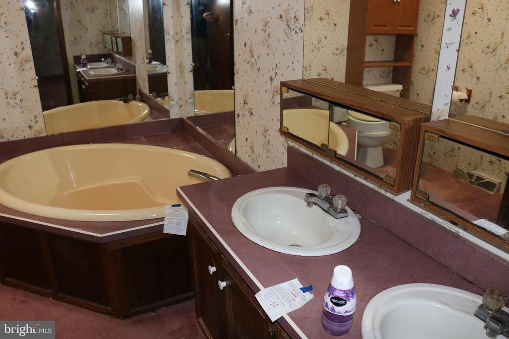 Master Bath - 6221 HORTON LN, SPOTSYLVANIA