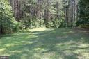 Yard - 6221 HORTON LN, SPOTSYLVANIA