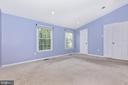 Master Bedroom - 16 WELLSPRING CIR, OWINGS MILLS
