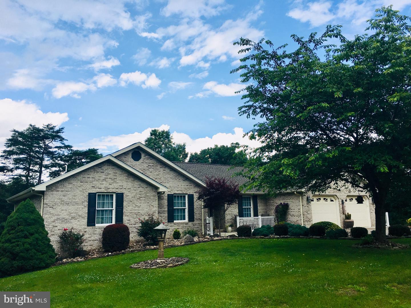 Single Family for Sale at 148 Bradford Ct. Fort Ashby, West Virginia 26719 United States