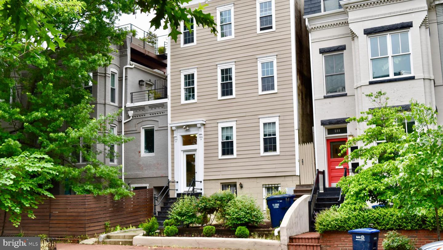 other residential homes for Rent at 511 P St NW #3 Washington, District Of Columbia 20001 United States