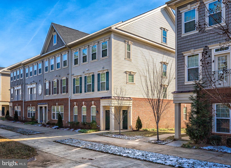 Single Family for Sale at 4734 Dane Ridge Cir #17 Woodbridge, Virginia 22193 United States