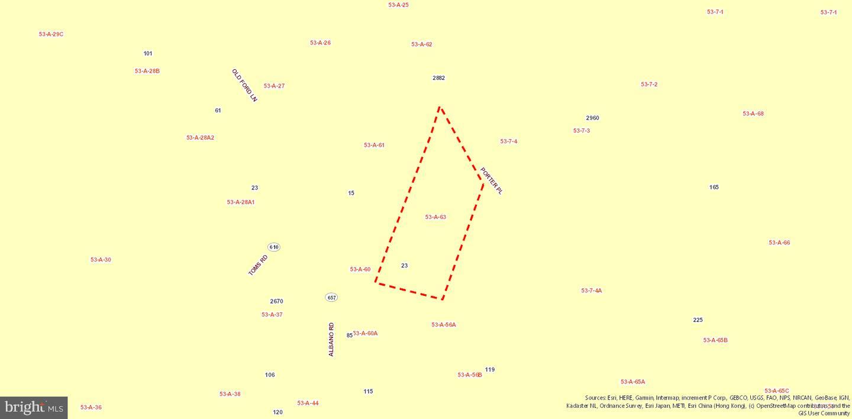 土地,用地 为 销售 在 Barboursville, 弗吉尼亚州 22923 美国