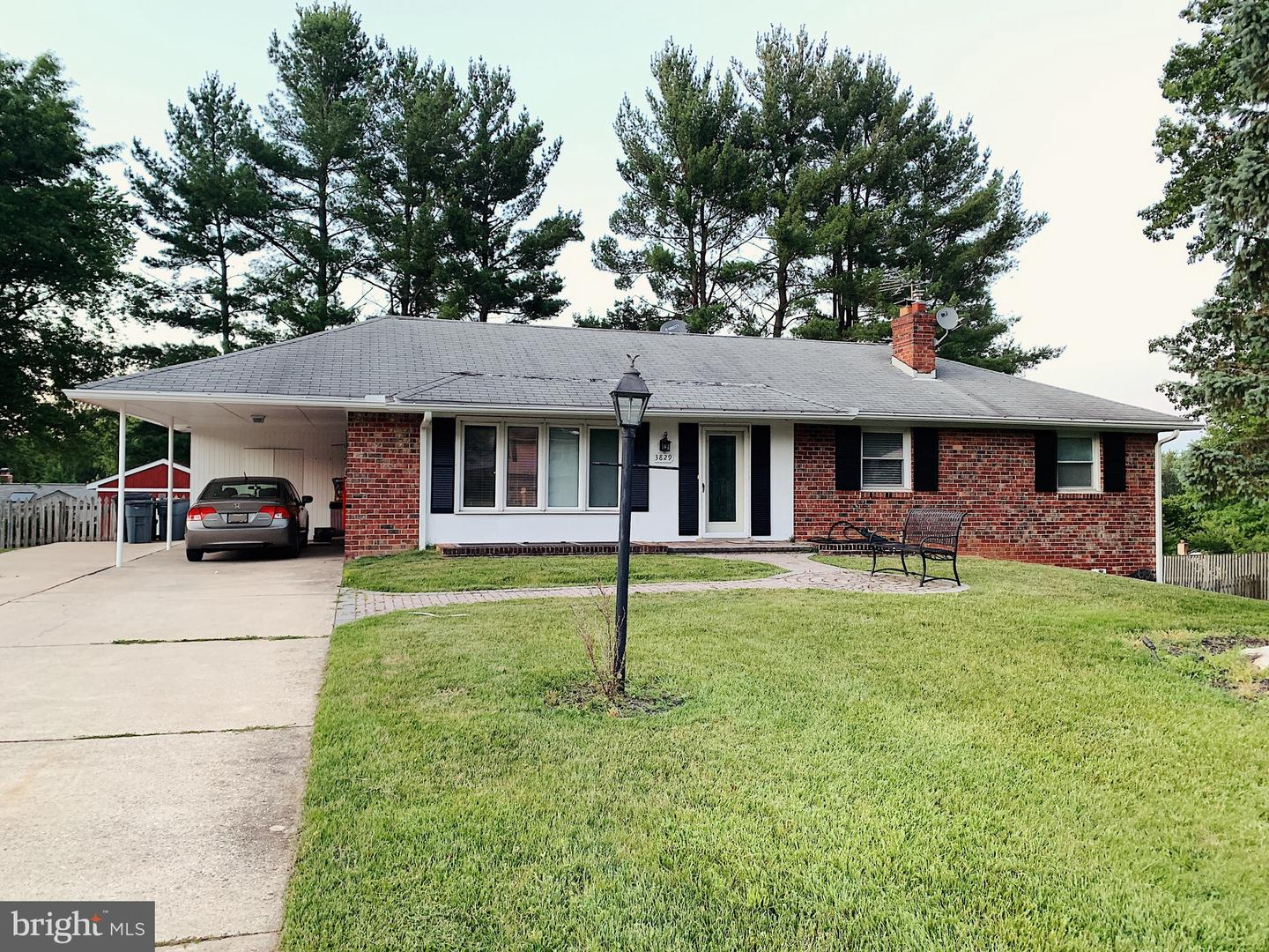 Single Family for Sale at 3829 Mt Olney Ln Olney, Maryland 20832 United States