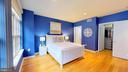 Master Suite Has Walk-in Closet With Organizers - 1610 N QUEEN ST #243, ARLINGTON