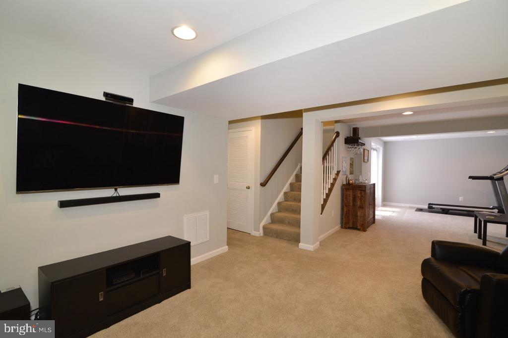 Basement Level Rec Room with Walk Out - 36071 WELLAND DR, ROUND HILL