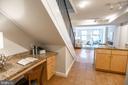 Office Nook on Main Level - 616 E ST NW #655, WASHINGTON