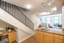 Duplex Layout provides Townhome feel in a Condo! - 616 E ST NW #655, WASHINGTON