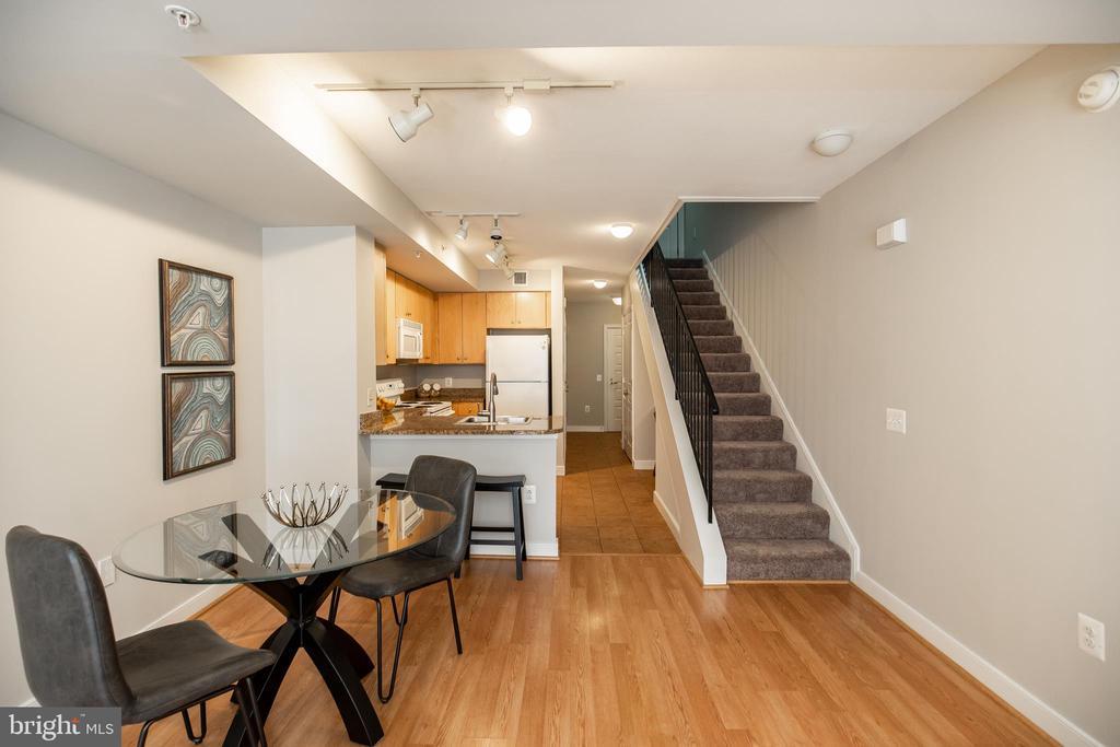 Wood Floors on Main Level - 616 E ST NW #655, WASHINGTON