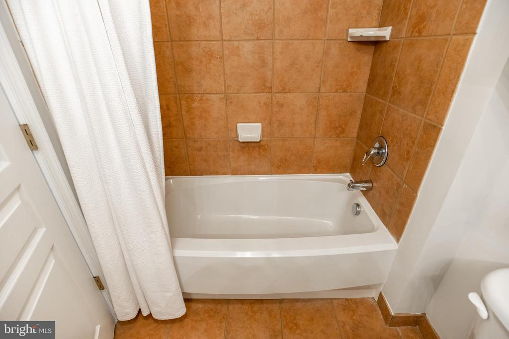 Both Bathrooms feature Storage and Spa Tubs - 616 E ST NW #655, WASHINGTON