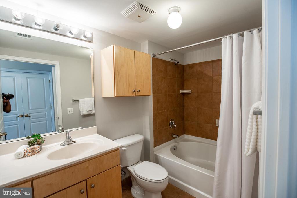 Master Bath with Spa Tub - 616 E ST NW #655, WASHINGTON