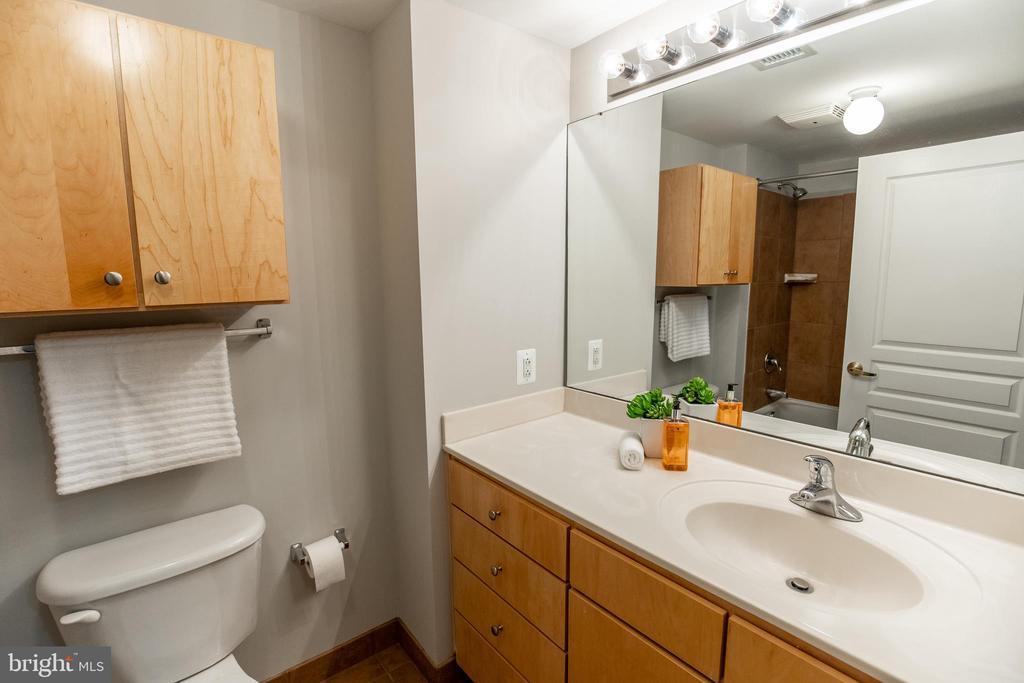Upstairs Bathroom #1 - 616 E ST NW #655, WASHINGTON