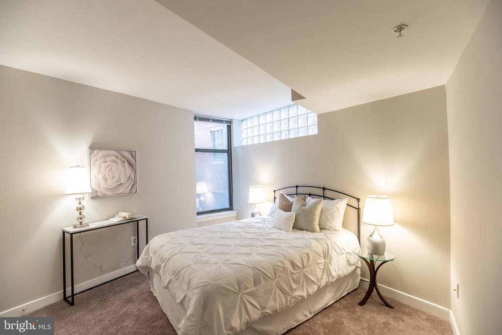 Second Bedroom on 2nd Floor - 616 E ST NW #655, WASHINGTON