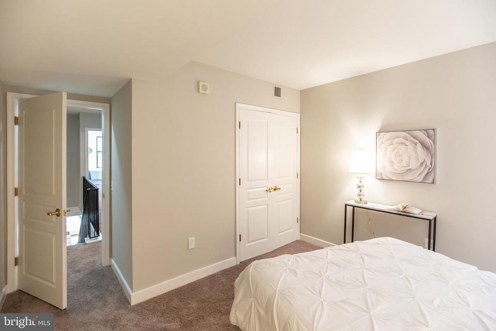 Second Bedroom Features Large Closet - 616 E ST NW #655, WASHINGTON