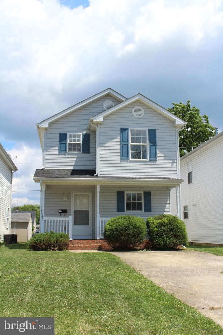 Single Family for Sale at 22 N Euclid Ave Winchester, Virginia 22601 United States