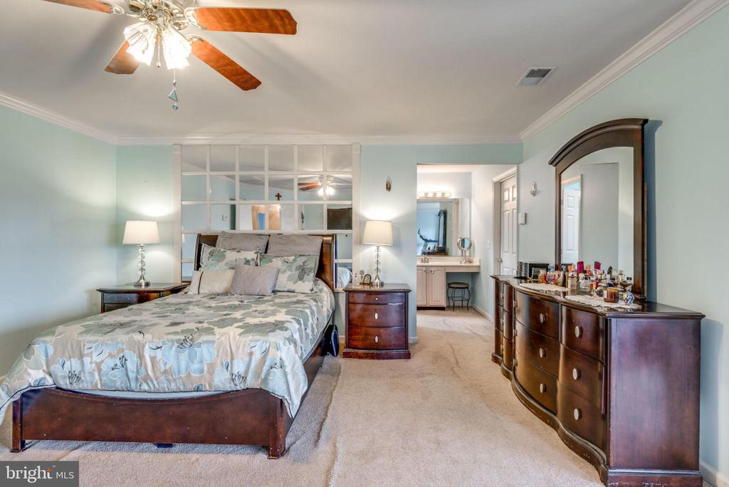 Master bedroom - 43755 CRANE CT, ASHBURN