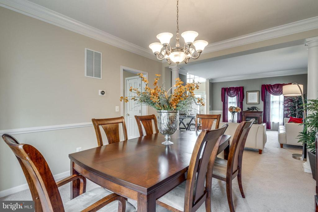 Dining/ Living Room - 43755 CRANE CT, ASHBURN