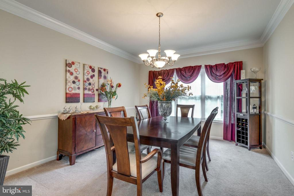 Dining Room - 43755 CRANE CT, ASHBURN