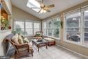 Addition Sun Room option - 43755 CRANE CT, ASHBURN