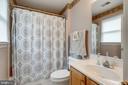 Guest bathroom - 43755 CRANE CT, ASHBURN