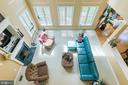 View from above - 36 PELHAM WAY, STAFFORD