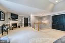 Master suite complete with fireplace - 36 PELHAM WAY, STAFFORD