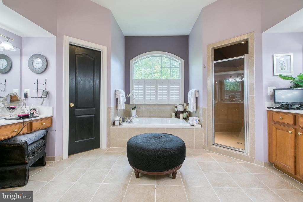 This is a bath fit for a queen or king - 36 PELHAM WAY, STAFFORD