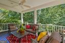 The veranda is gorgeous - 36 PELHAM WAY, STAFFORD