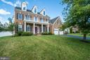 Lovely Front View - 12274 TIDESWELL MILL CT, WOODBRIDGE