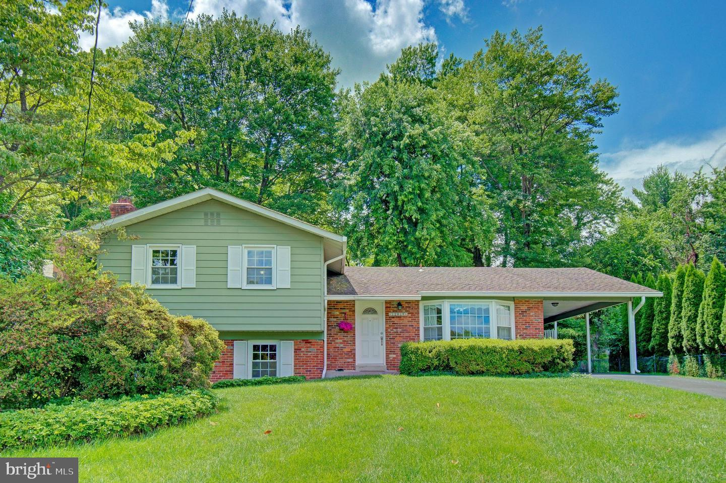 12814 BLUET LANE, SILVER SPRING, Maryland
