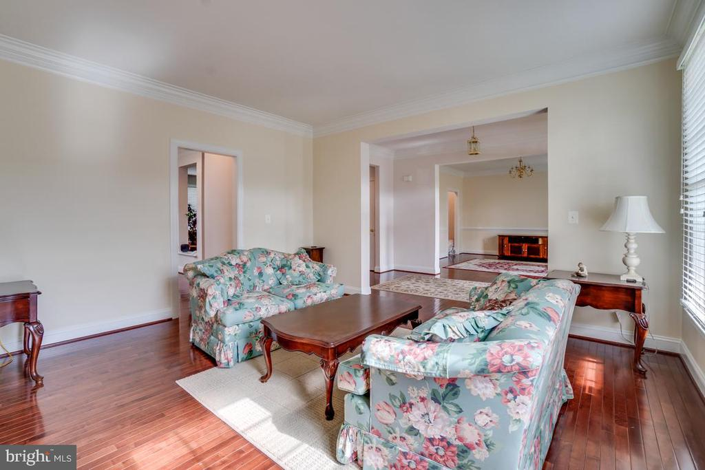 Formal Room - 12274 TIDESWELL MILL CT, WOODBRIDGE
