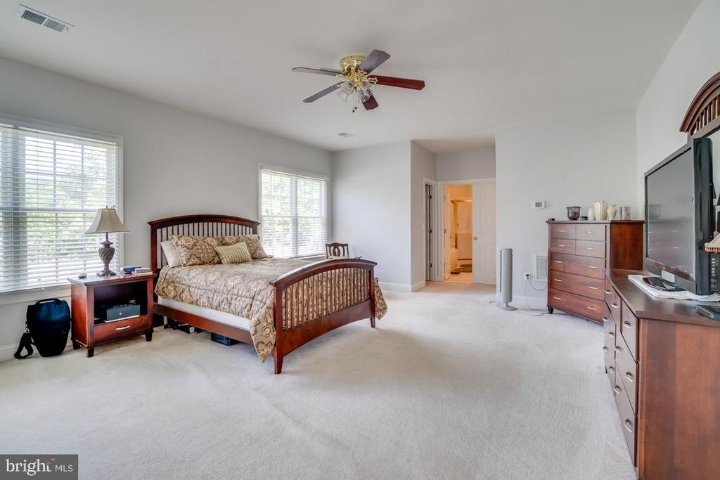 Master Bedroom - 12274 TIDESWELL MILL CT, WOODBRIDGE